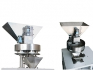 Volumetric dosing unit with cups