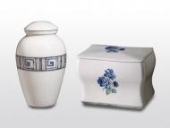 Porcelain Cinerary Urns